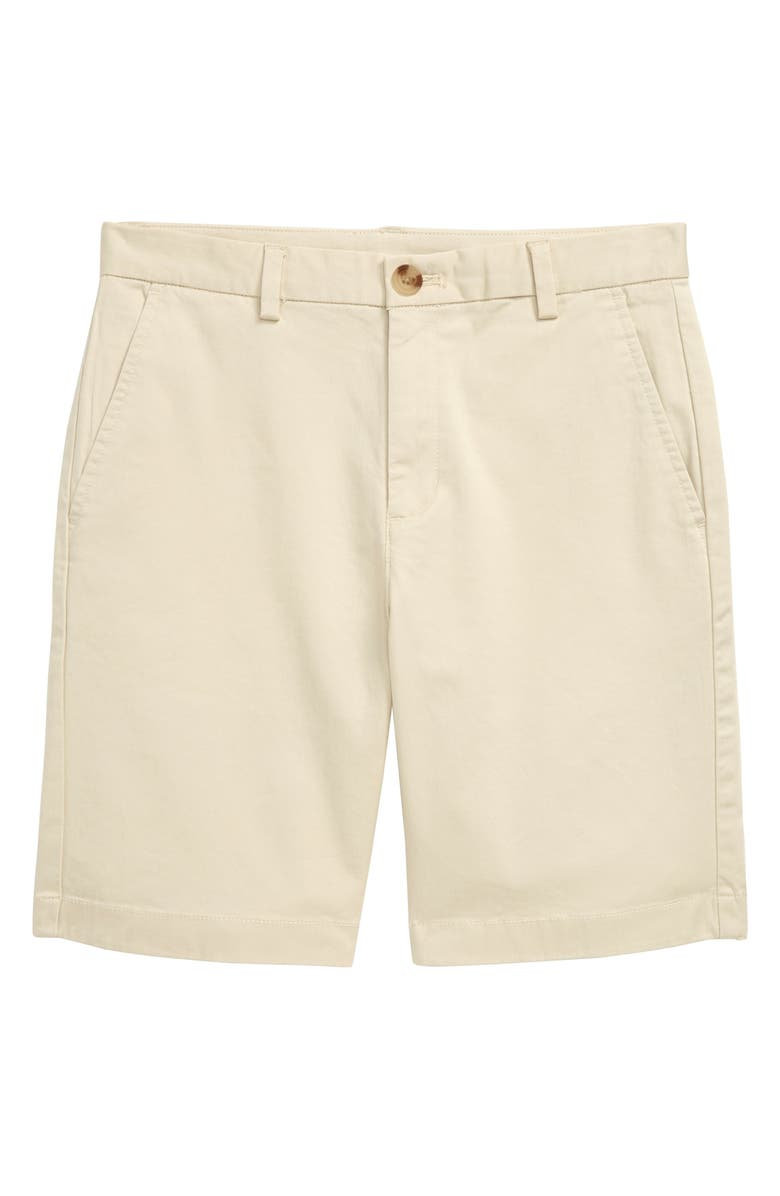 VINEYARD VINES Stretch Breaker Shorts, Main, color, STONE
