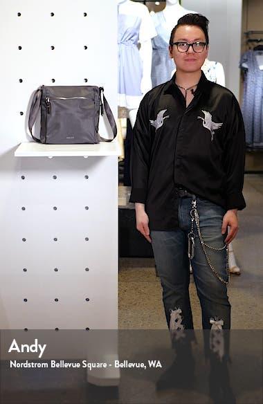 Voyageur Canton Nylon Crossbody Bag, sales video thumbnail
