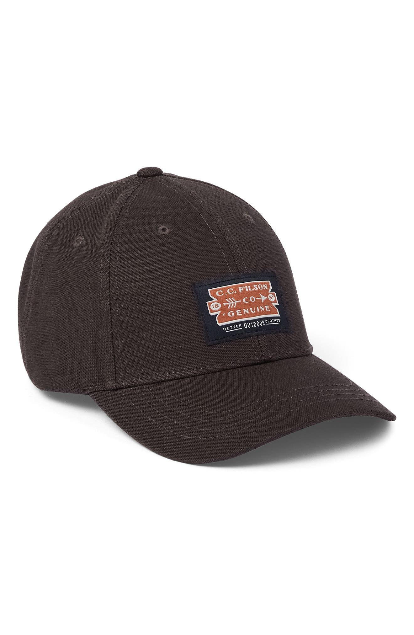Twill Logger Cap