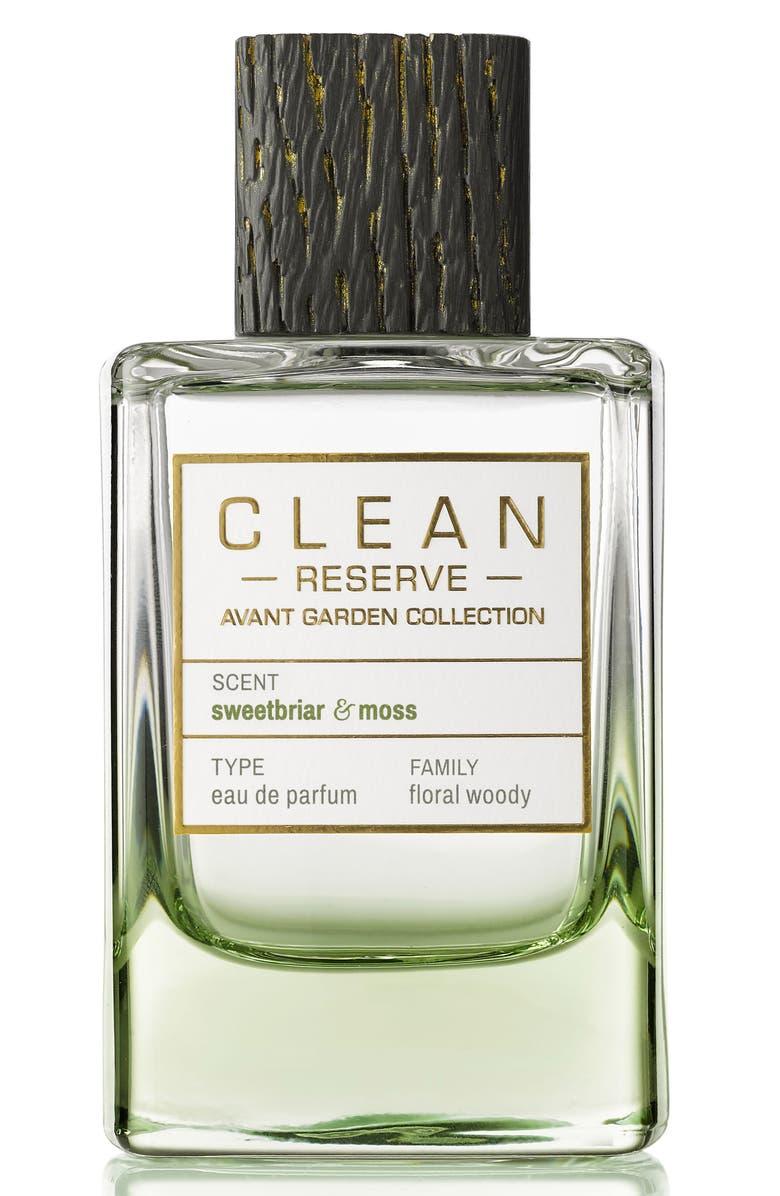 CLEAN RESERVE Avant Garden Sweetbriar & Moss Eau de Parfum, Main, color, NO COLOR