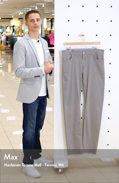 Wayfare Five-Pocket Knit Trousers, sales video thumbnail