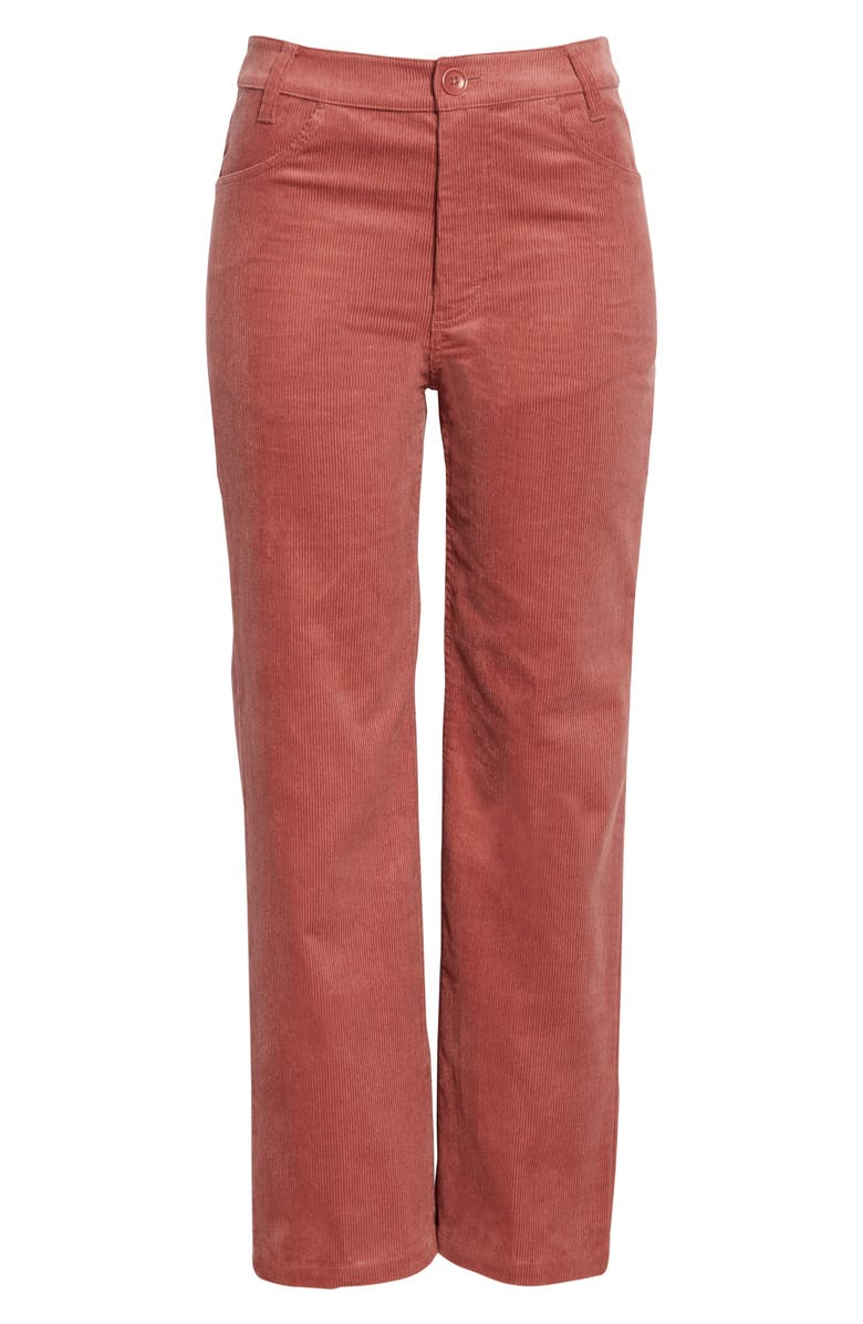 ENTIREWORLD Type A Version 1 Corduroy Trousers, Main, color, PINK