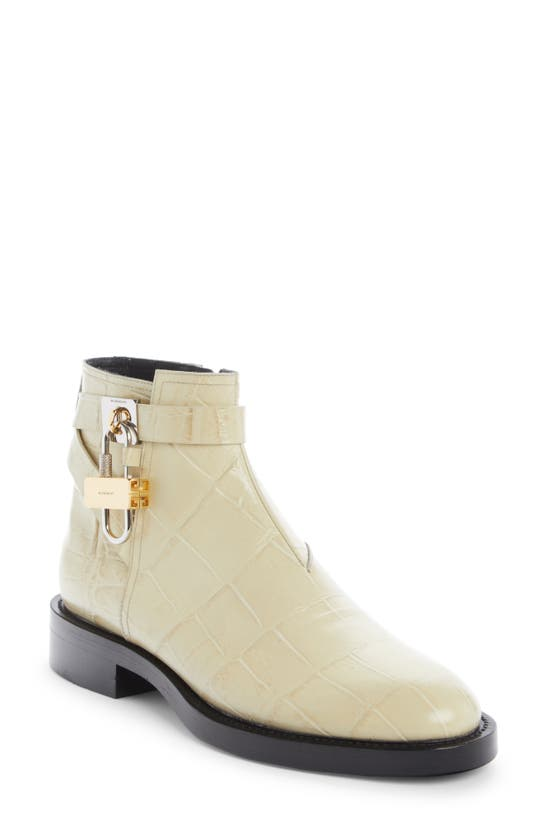 Givenchy LOCK BOOT