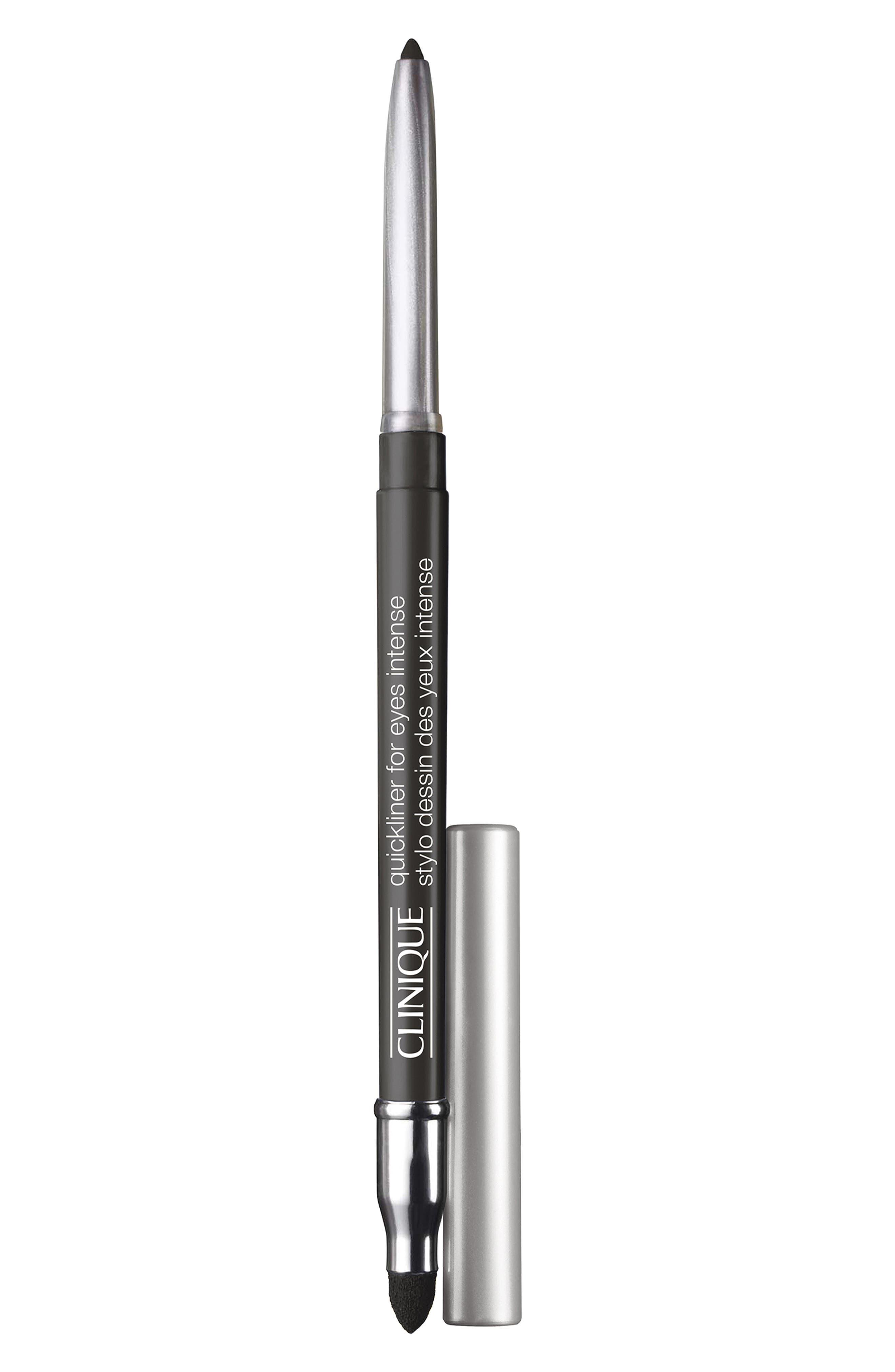 Quickliner for Eyes Intense Eyeliner Pencil, Main, color, INTENSE CHARCOAL