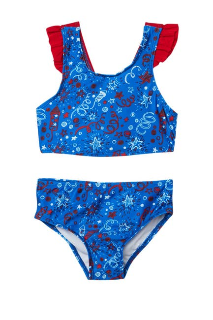 Image of Sol Swim Firework 2-Piece Swimsuit