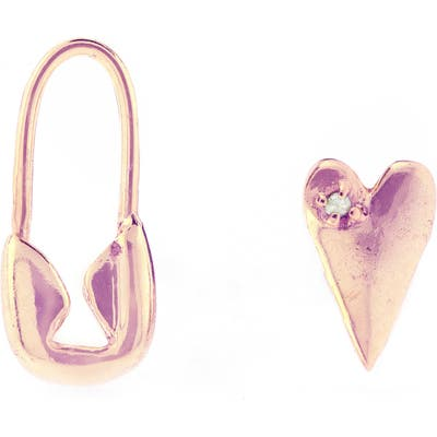 Adornia Mismatched Earrings
