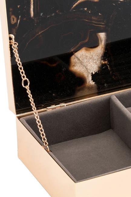 Image of Zuo Modern Large Black Stone Box