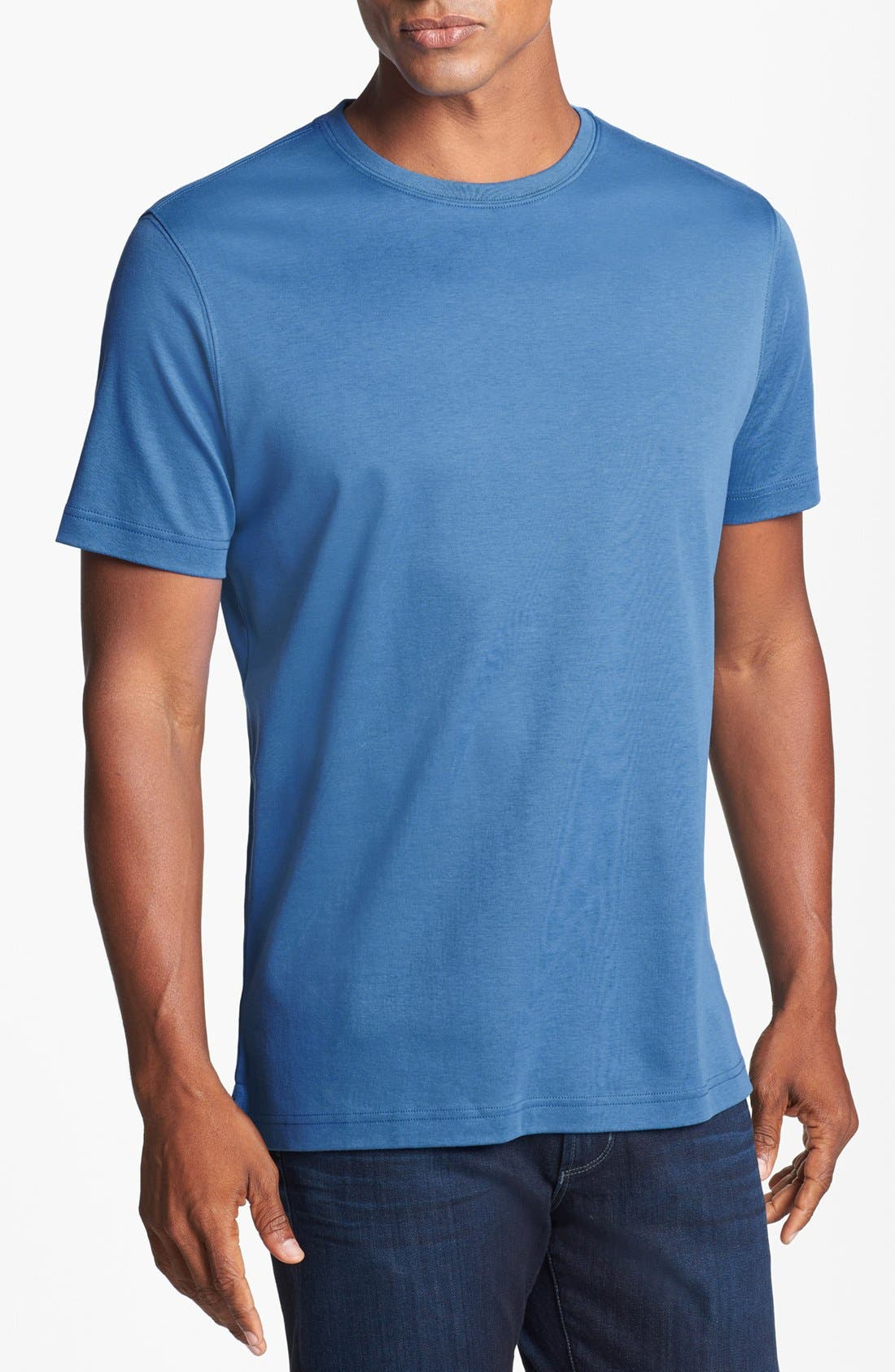 ,                             Georgia Crewneck T-Shirt,                             Main thumbnail 359, color,                             499