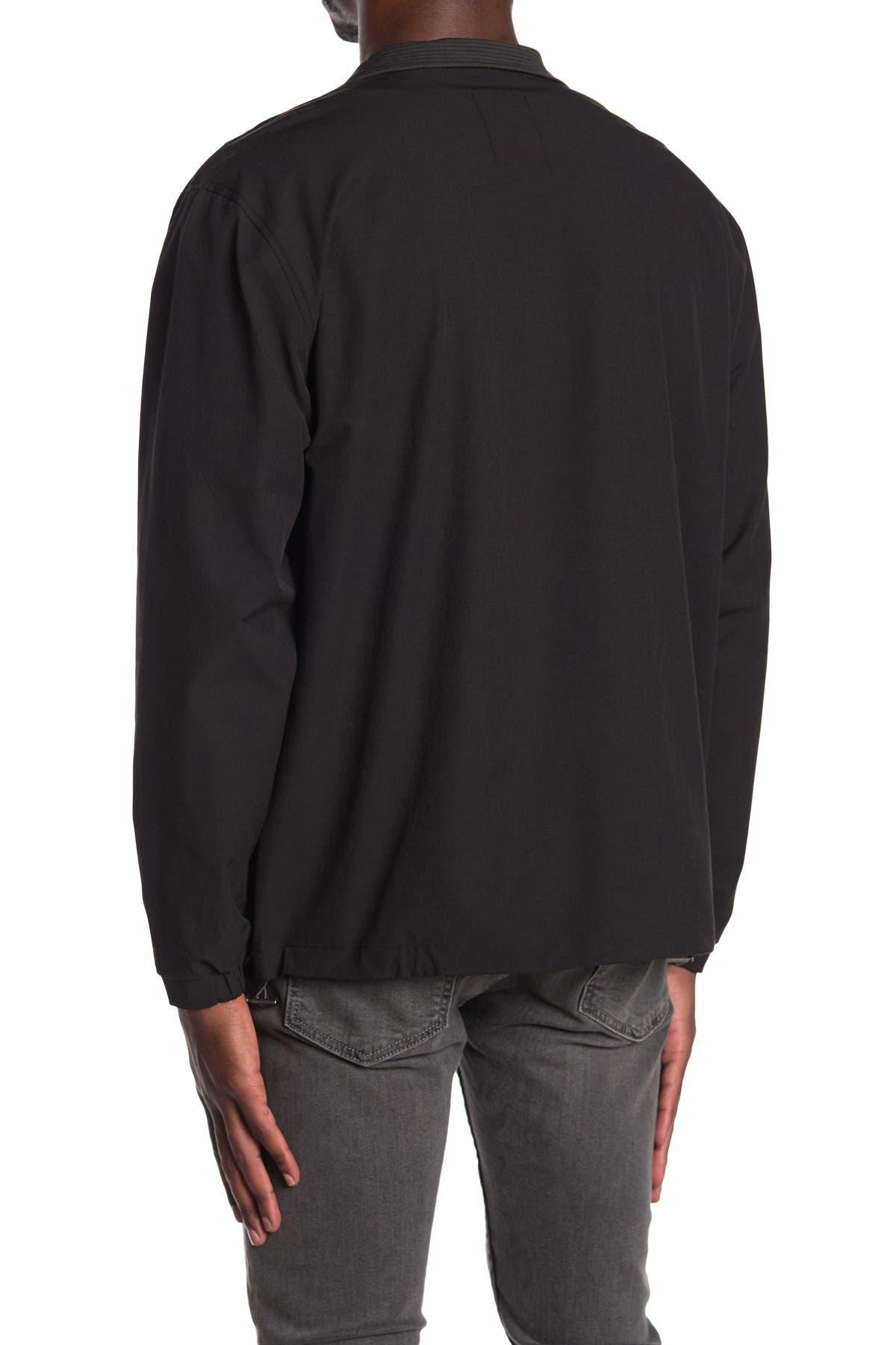 Image of LINKSOUL Funnel Collar Zip Jacket