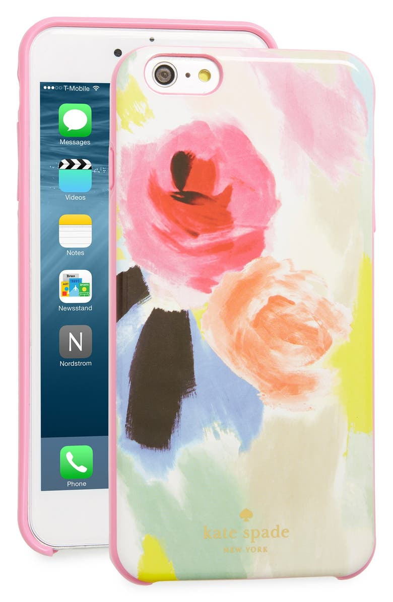 Kate Spade New York Watercolor Floral Iphone 6 Plus 6s Plus