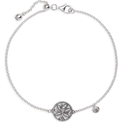 Pandora Tree Of Life Pendant Slider Bracelet
