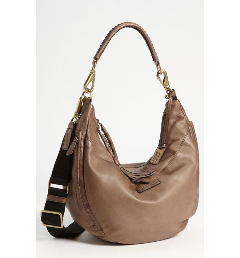 FRYE 'Jenny' Leather Hobo, Main, color, 053