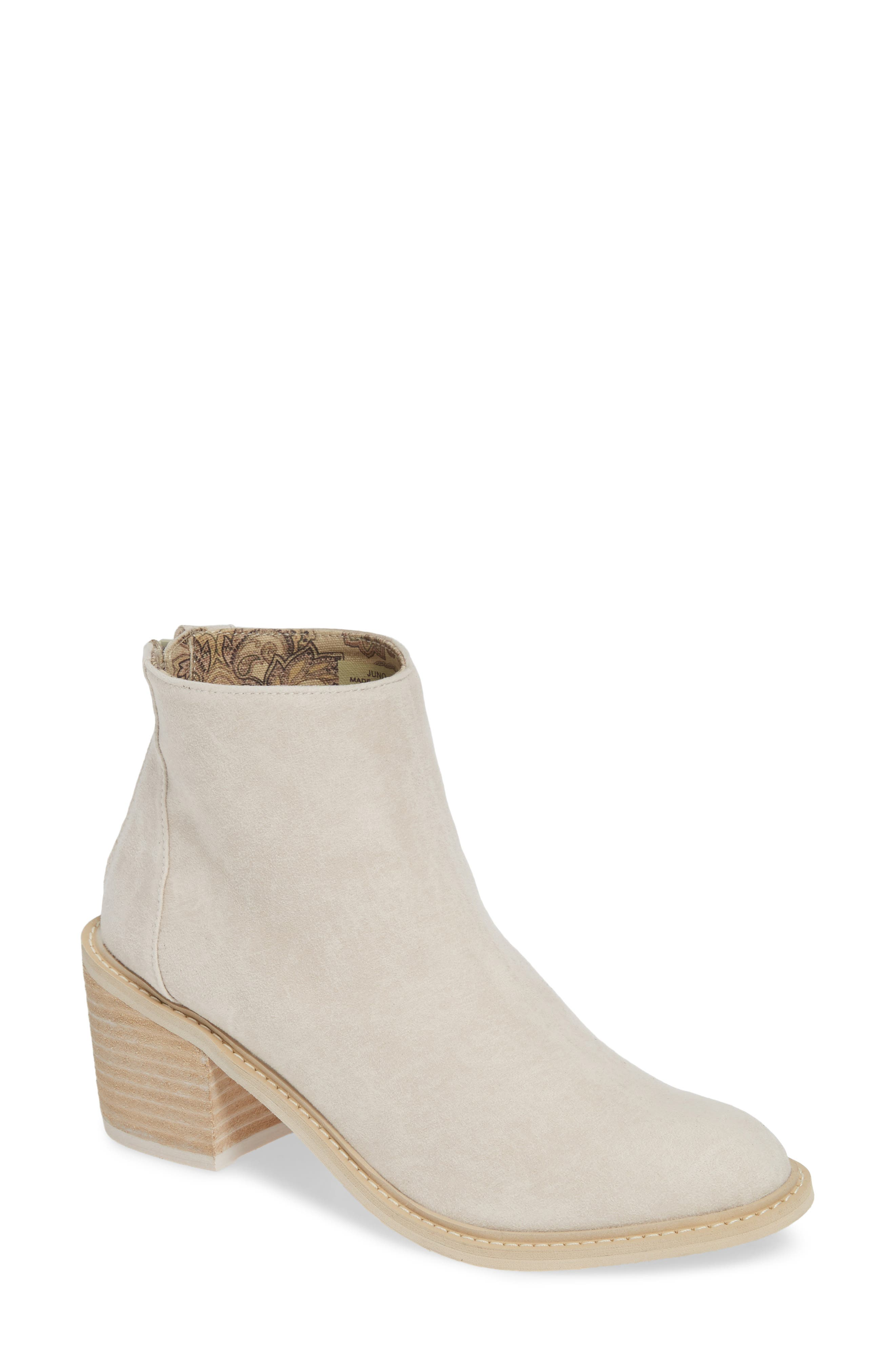 Band Of Gypsies Juno Bootie- Ivory