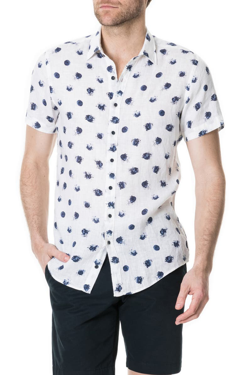 RODD & GUNN Bellmount Regular Fit Sport Shirt, Main, color, 104