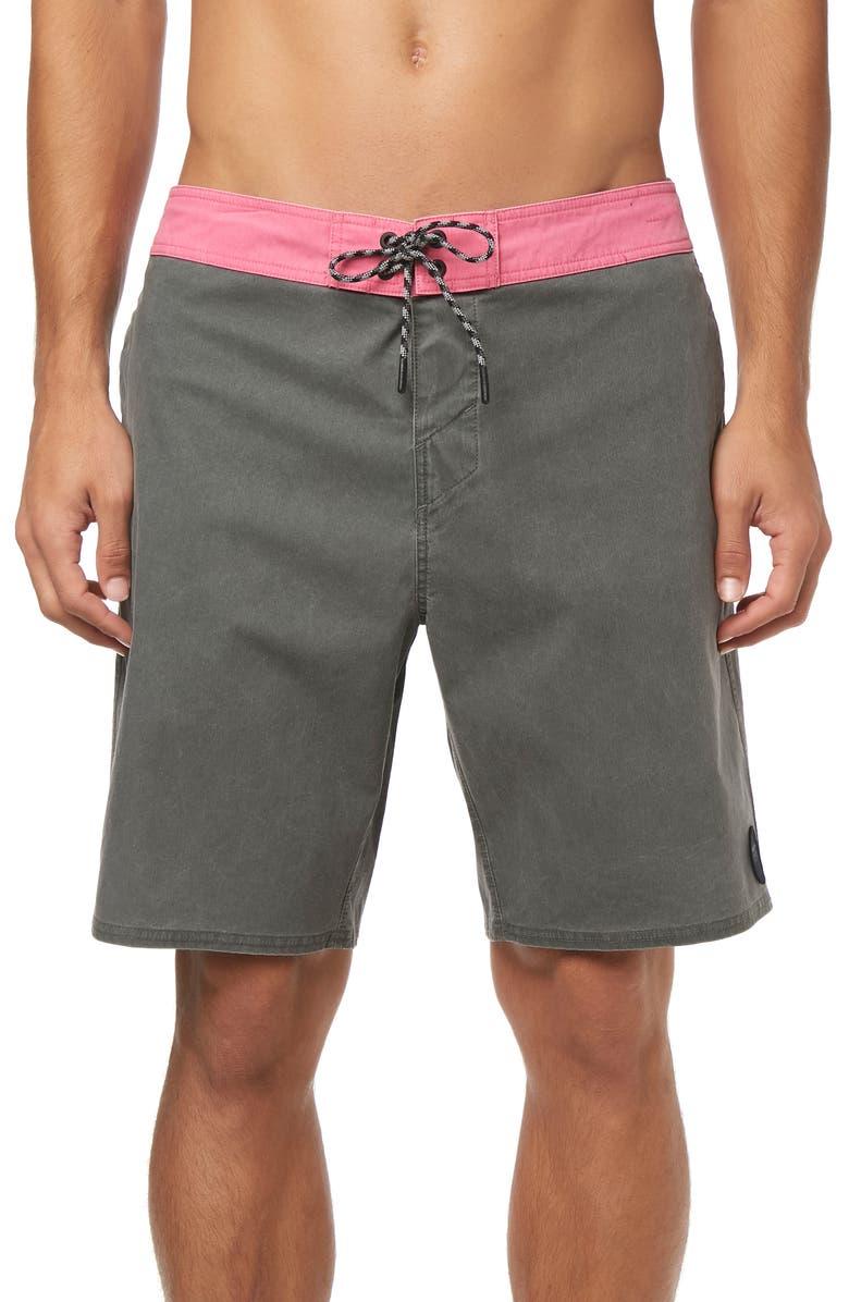 O'NEILL Faded Cruzer Board Shorts, Main, color, 021