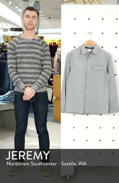 Snap Shirt Jacket, sales video thumbnail
