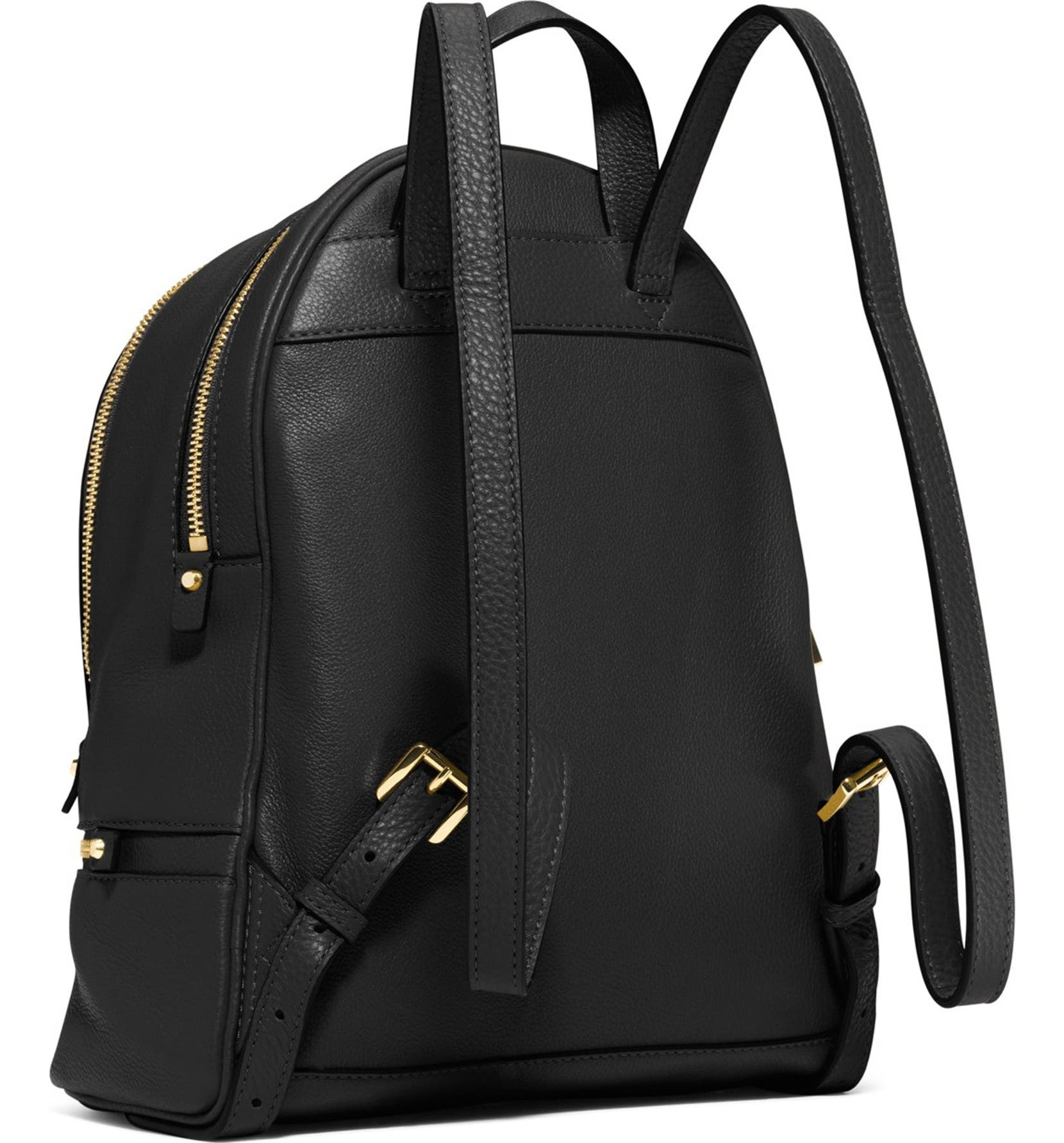 cef067191c6158 MICHAEL Michael Kors 'Extra Small Rhea Zip' Leather Backpack | Nordstrom