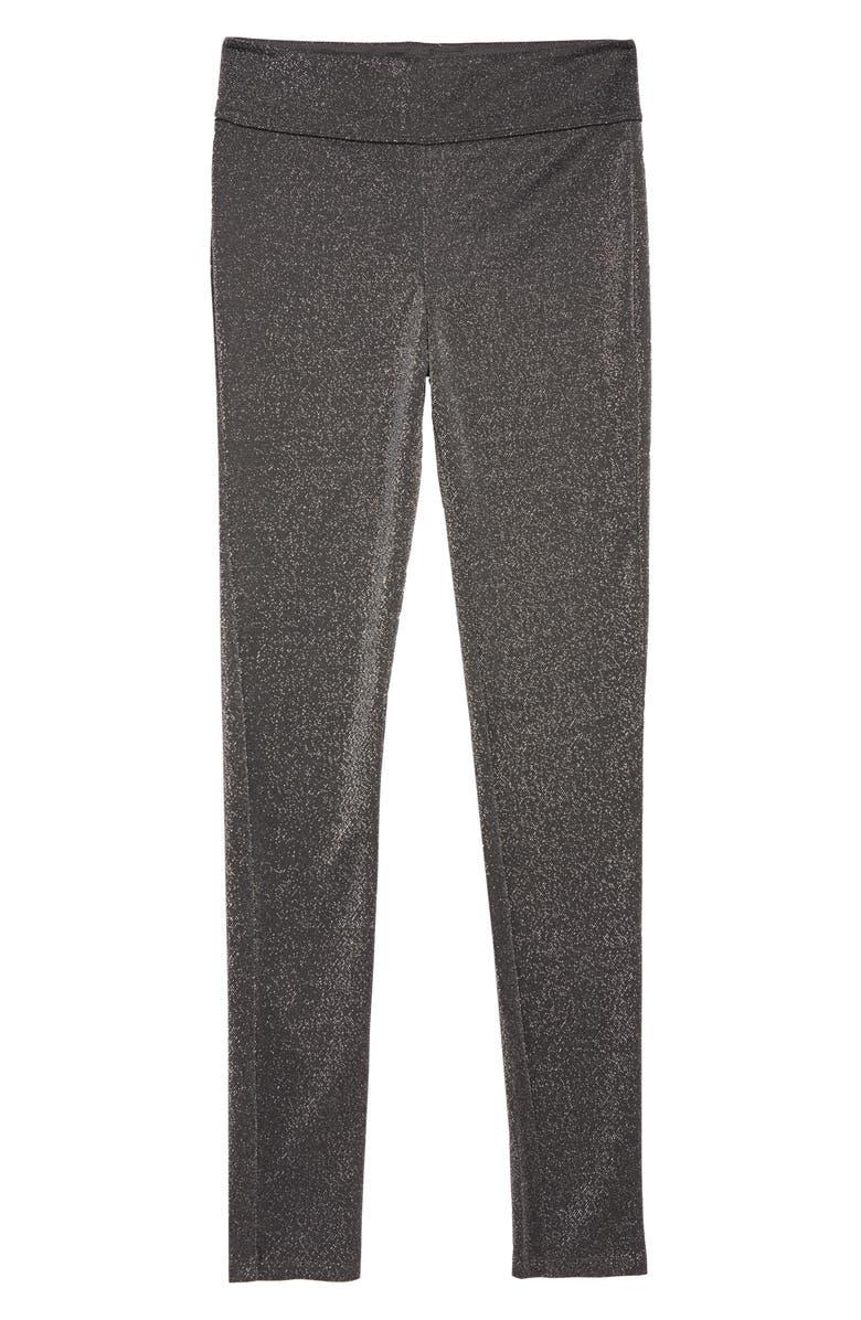 TUCKER + TATE Sparkle High Waist Leggings, Main, color, 021