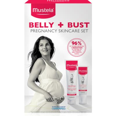 Mustela Belly And Bust Pregnancy Skin Care Set