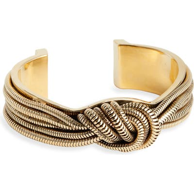St. John Collection Knot Chain Cuff