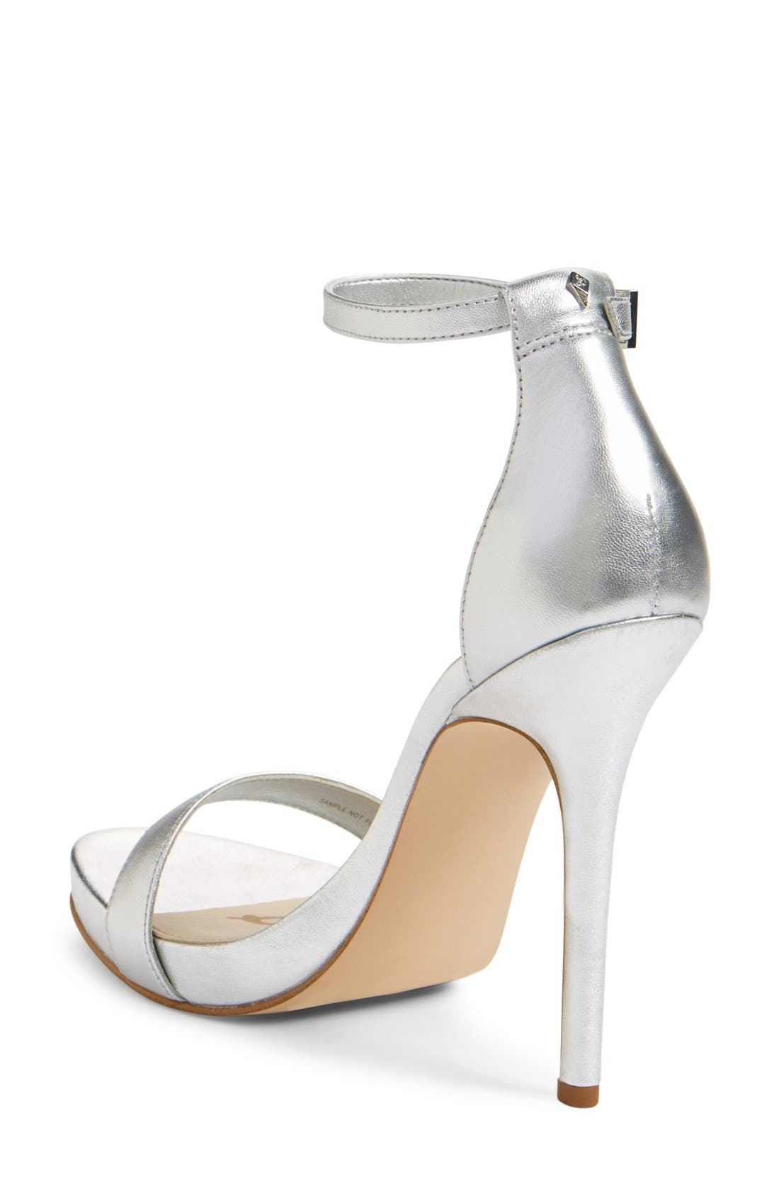 ,                             'Eleanor' Ankle Strap Sandal,                             Alternate thumbnail 76, color,                             042