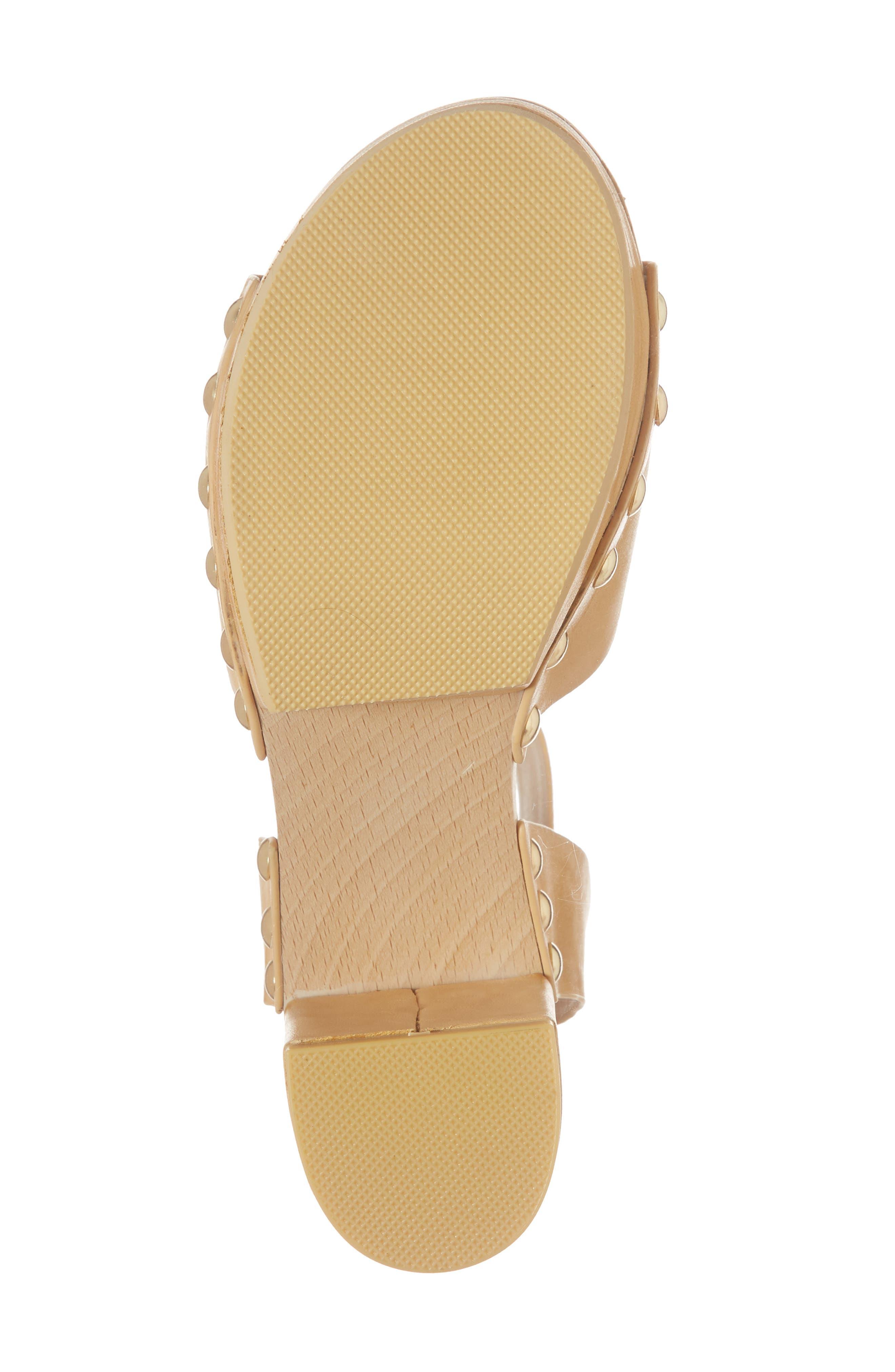 ,                             Farris Platform Sandal,                             Alternate thumbnail 18, color,                             250