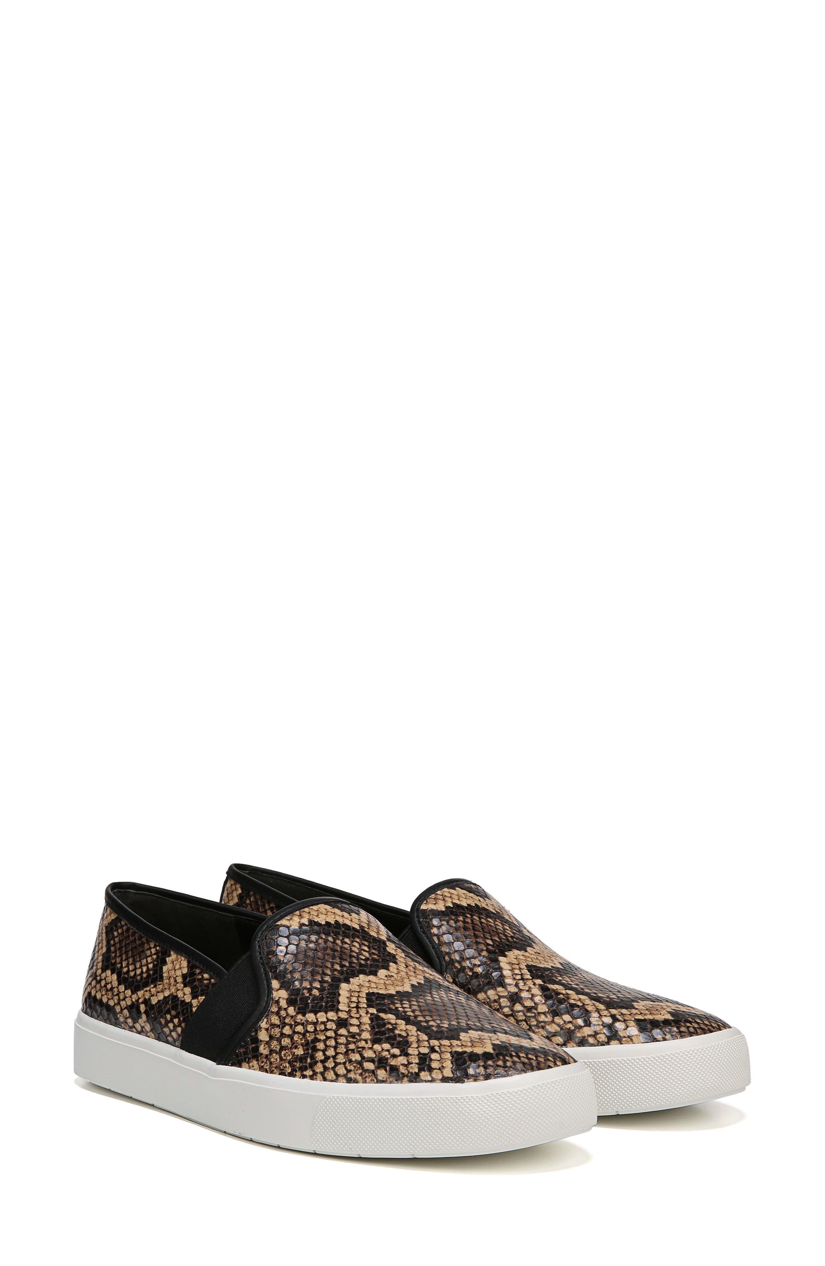 ,                             Blair 5 Slip-On Sneaker,                             Alternate thumbnail 6, color,                             SENEGAL SNAKE PRINT