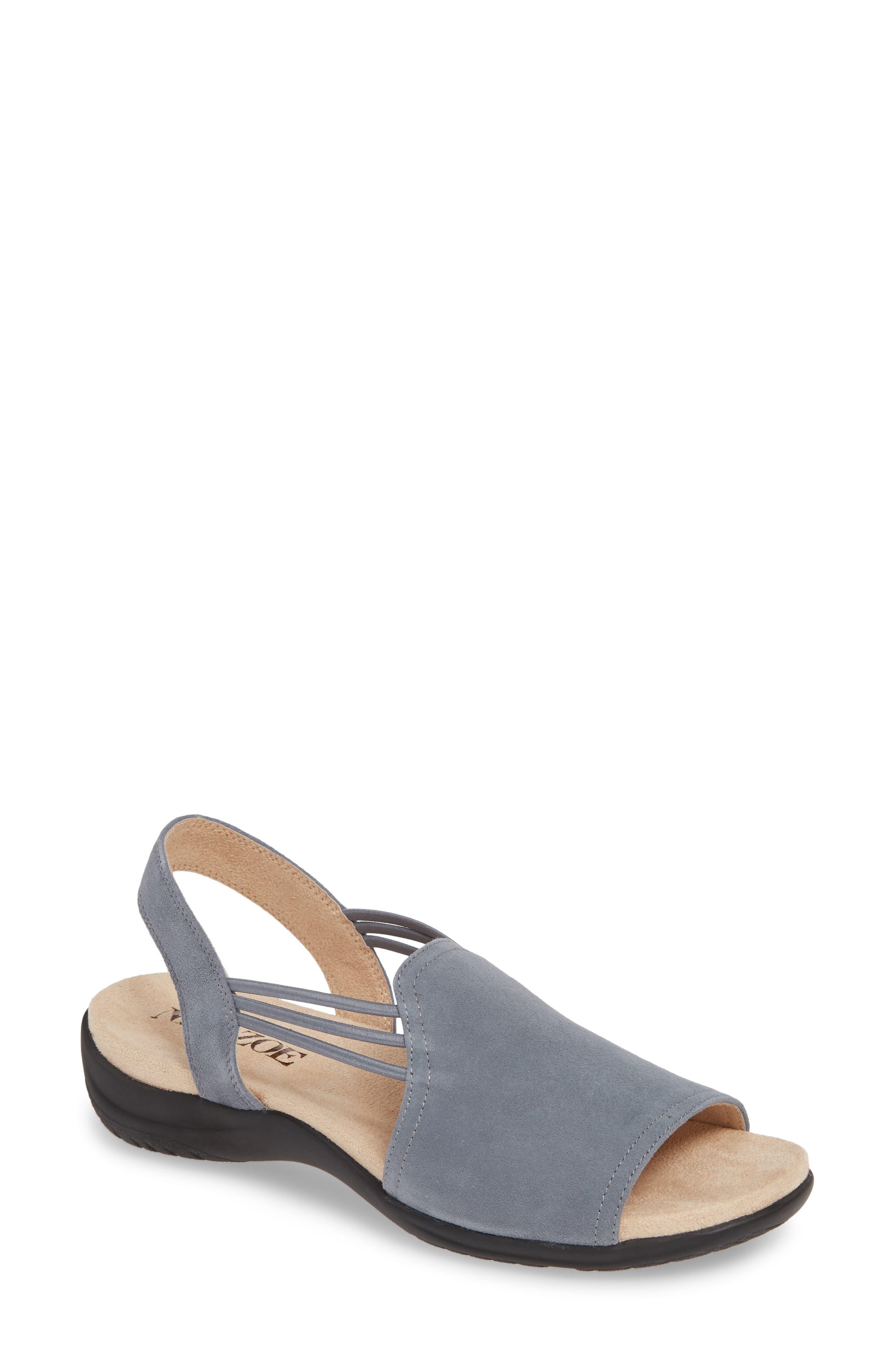 Nic+Zoe Dory Slingback Sandal, Blue