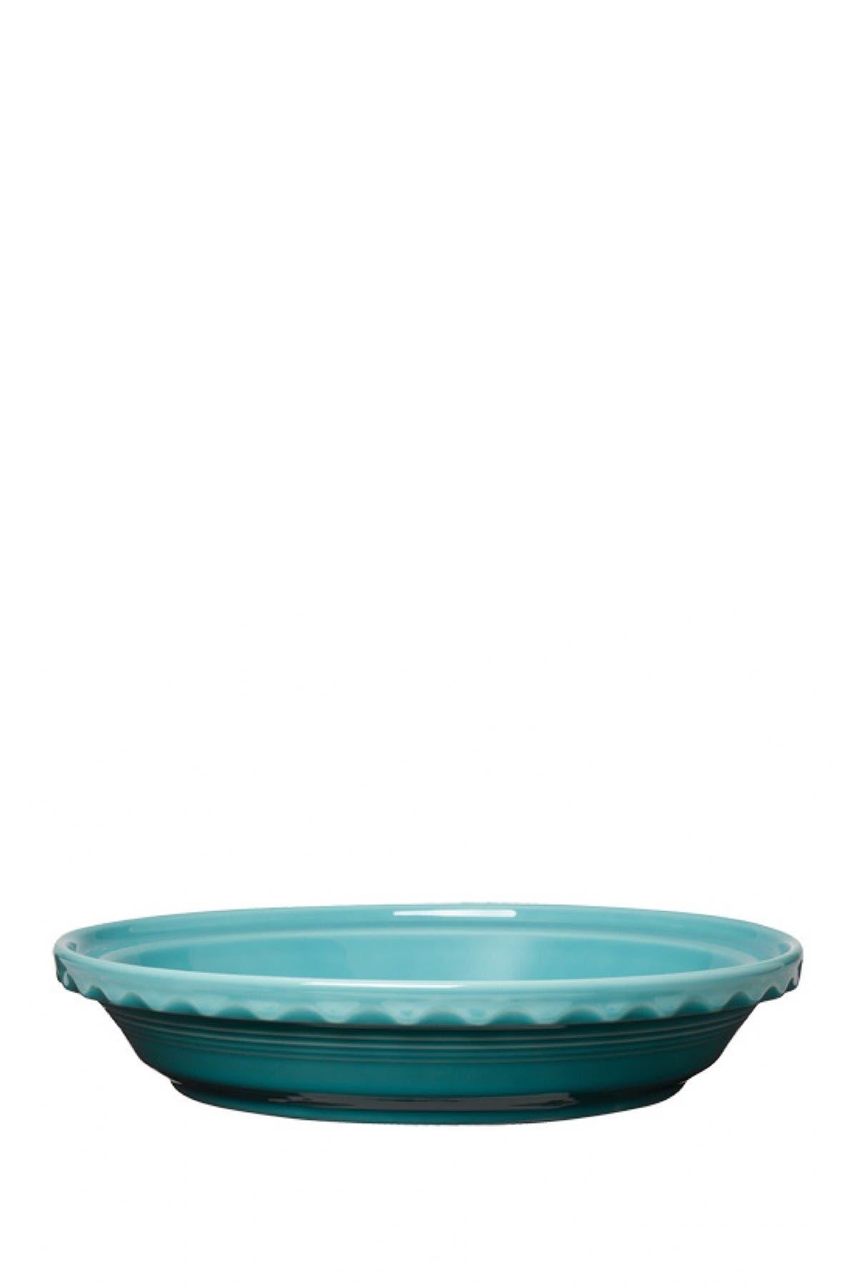 Image of Fiesta Tableware Company 44 oz. Deep Dish Pie Baker