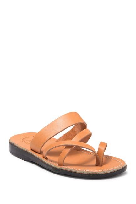 Image of Jerusalem Sandals Exodus Leather Sandal