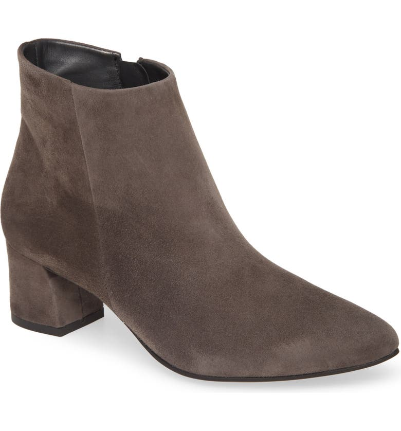 PAUL GREEN Bridget Suede Bootie, Main, color, 023
