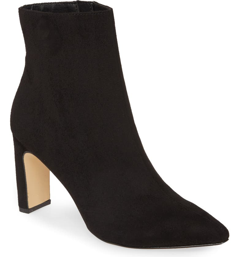 CHINESE LAUNDRY Erin Bootie, Main, color, BLACK FAUX SUEDE