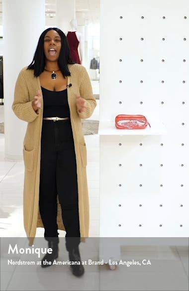 Originals Clear Belt Bag, sales video thumbnail