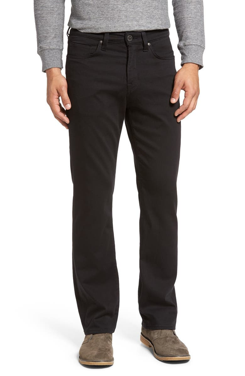 34 HERITAGE Charisma - Select Relaxed Fit Jeans, Main, color, SELECT DOUBLE BLACK