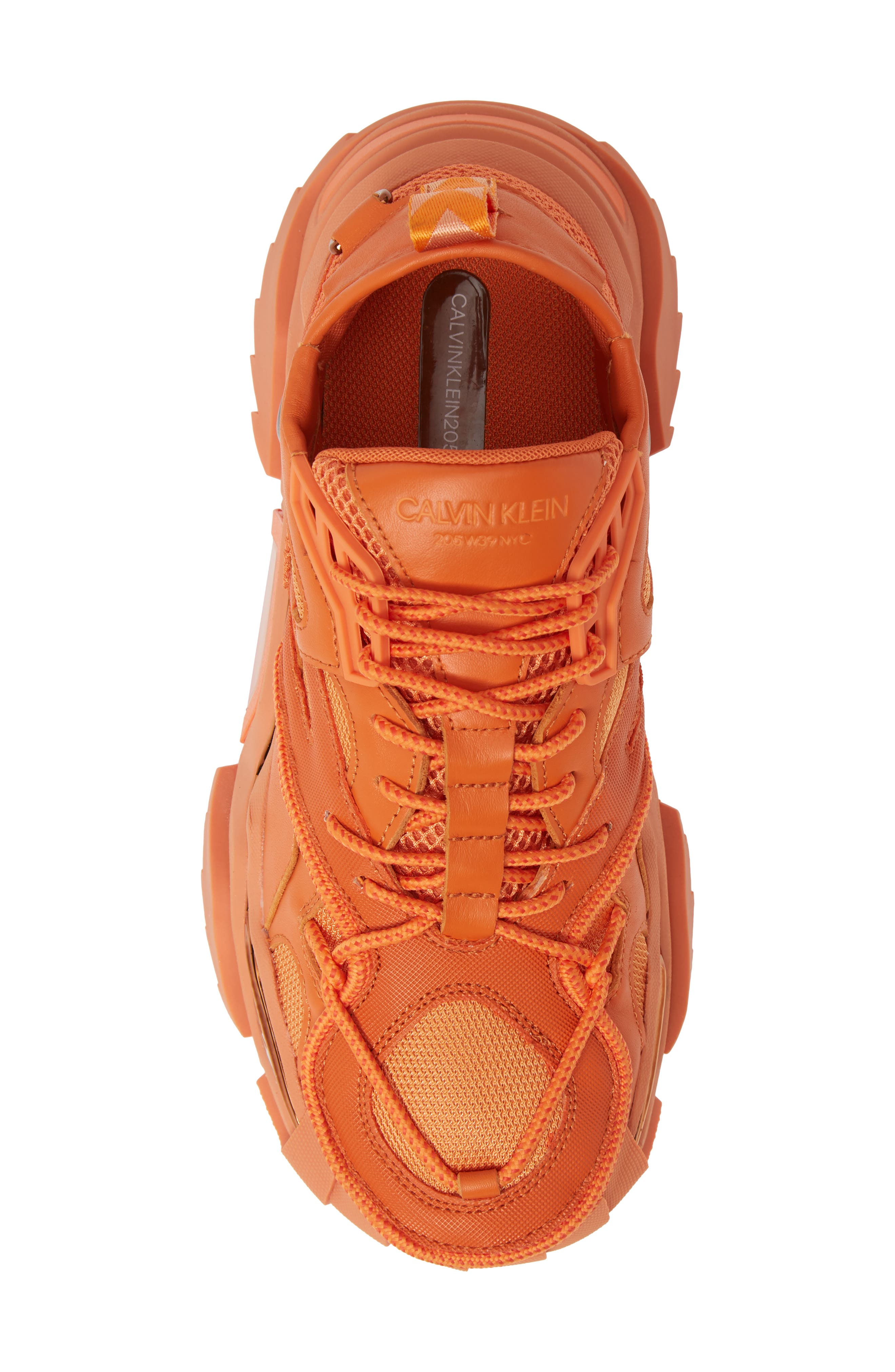 ,                             Strike Sneaker,                             Alternate thumbnail 5, color,                             CARROT