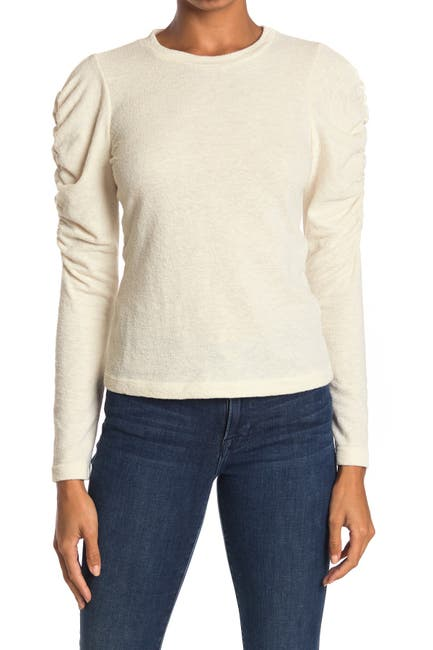 Image of Lush Long Sleeve Crew Neck Sweater