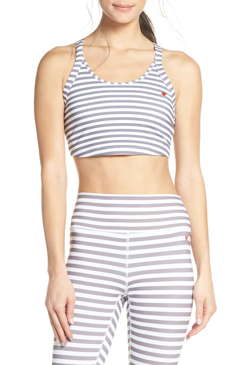 SPIRITUAL GANGSTER Wrapped In Love Cropped Tank, Main, color, 100