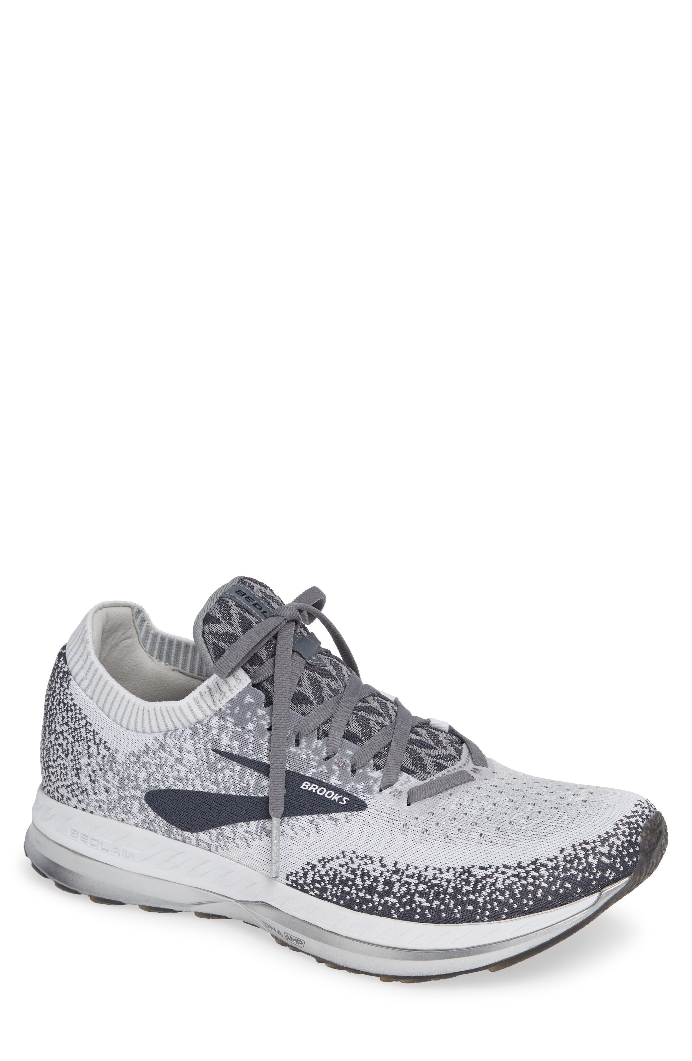 Brooks Bedlam Running Shoe - Grey