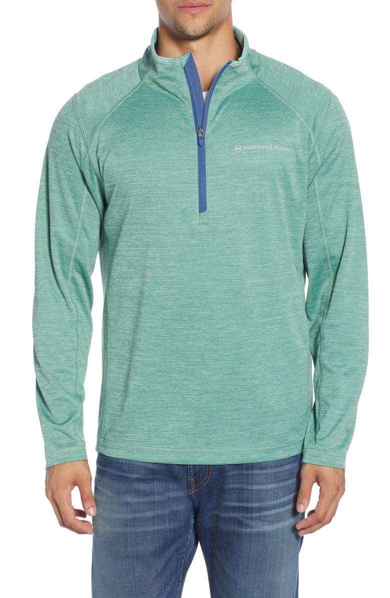 VINEYARD VINES Sankaty Regular Fit Half Zip Pullover, Main, color, 300