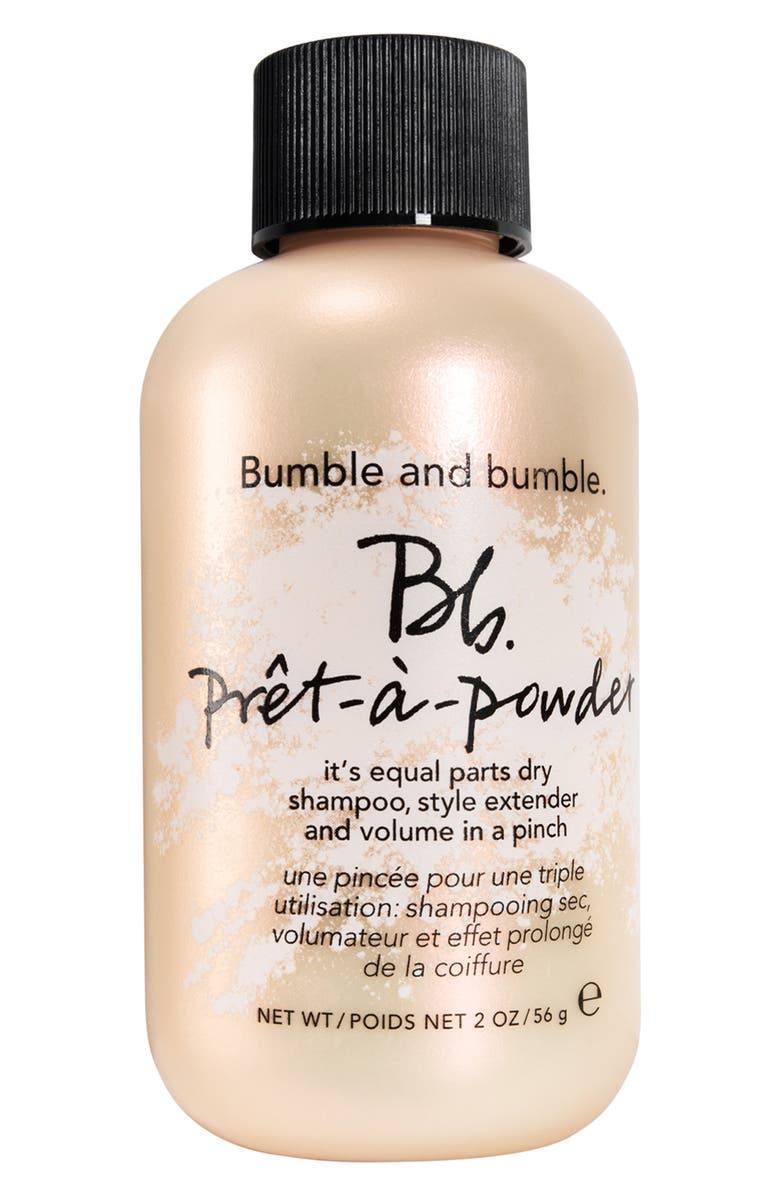 BUMBLE AND BUMBLE. Prêt-à-Powder Dry Shampoo Powder, Main, color, NO COLOR