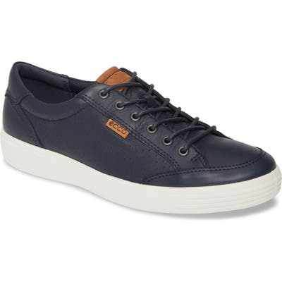 Ecco Soft 7 Light Sneaker - Blue