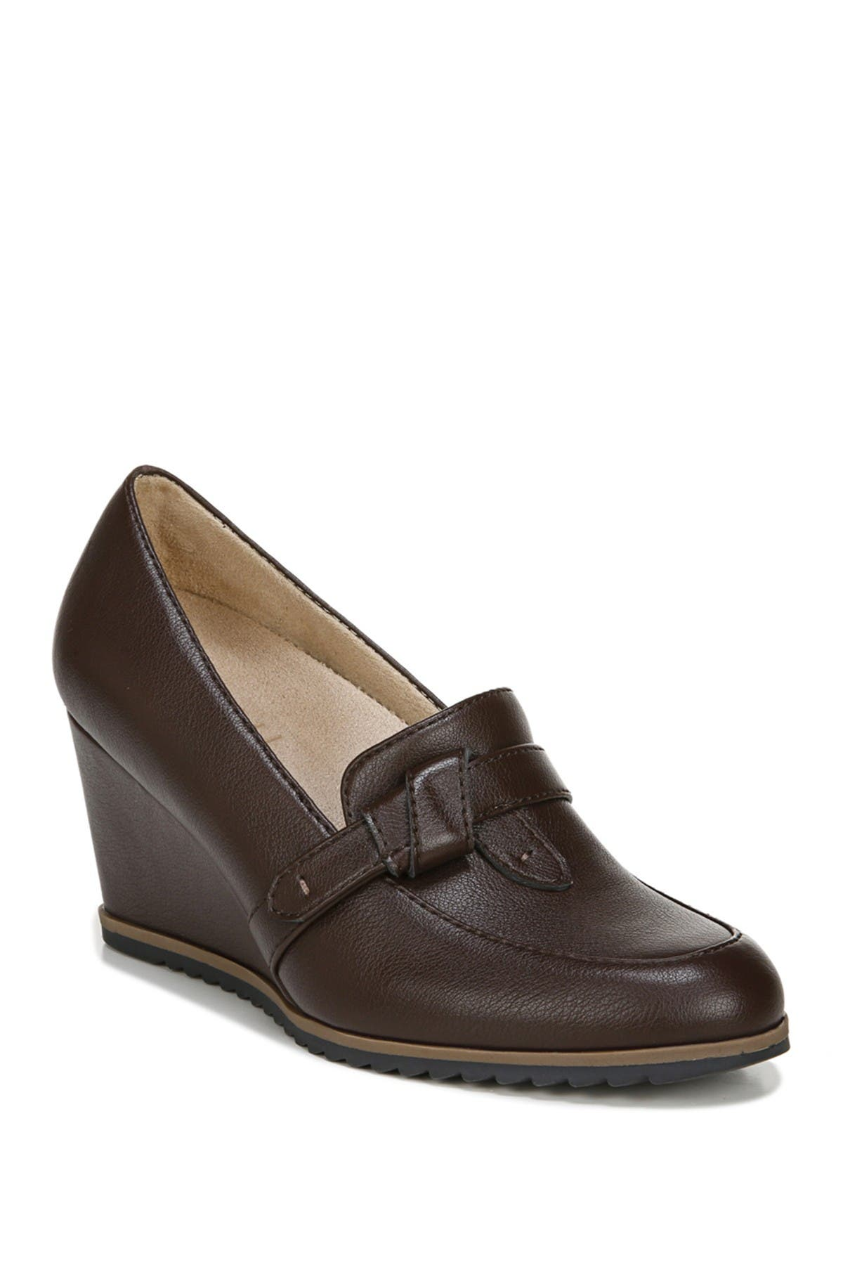 Image of SOUL Naturalizer Hila Wedge Loafer - Wide Width Available