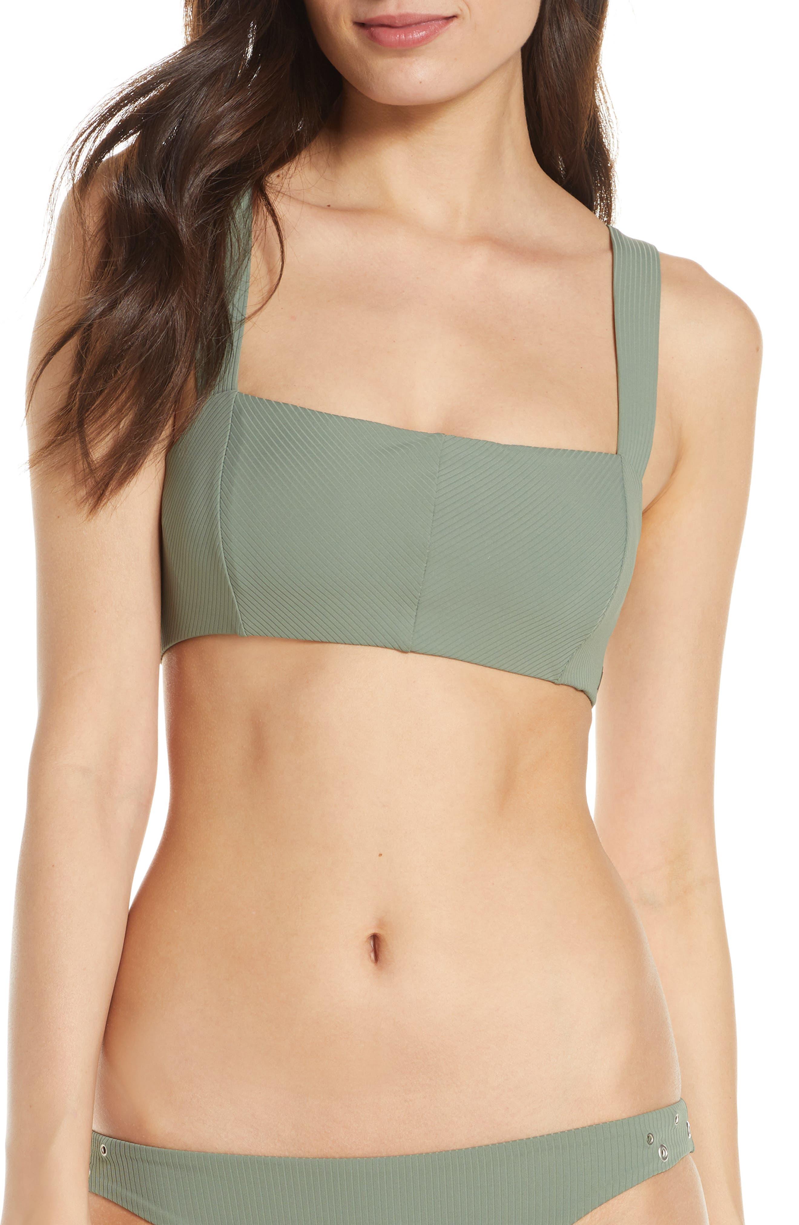 Hurley Quick Dry Surf Bikini Top
