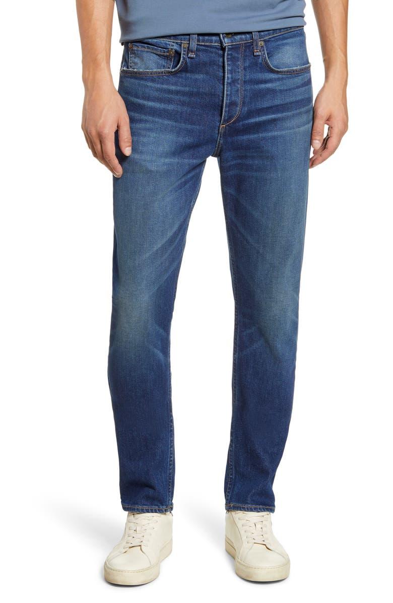 RAG & BONE Fit 2 Slim Fit Jeans, Main, color, PARAMUS