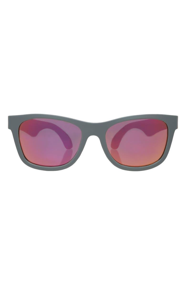 BABIATORS Aces Navigator Sunglasses, Main, color, 020