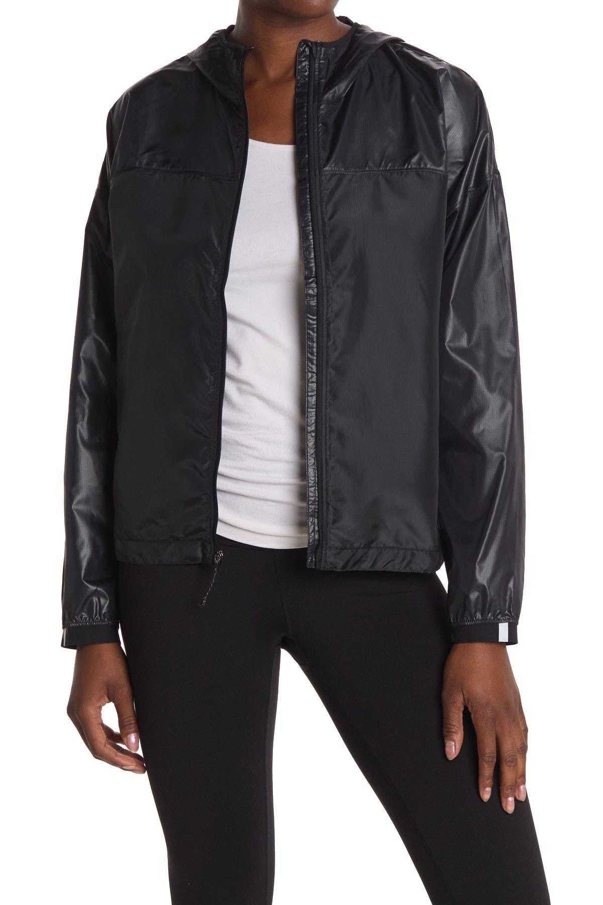 Image of New Balance Light Pack Hooded Jacket