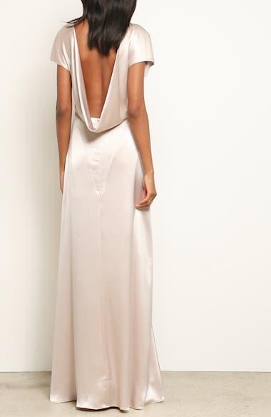 Perry Halter Evening Dress, video thumbnail