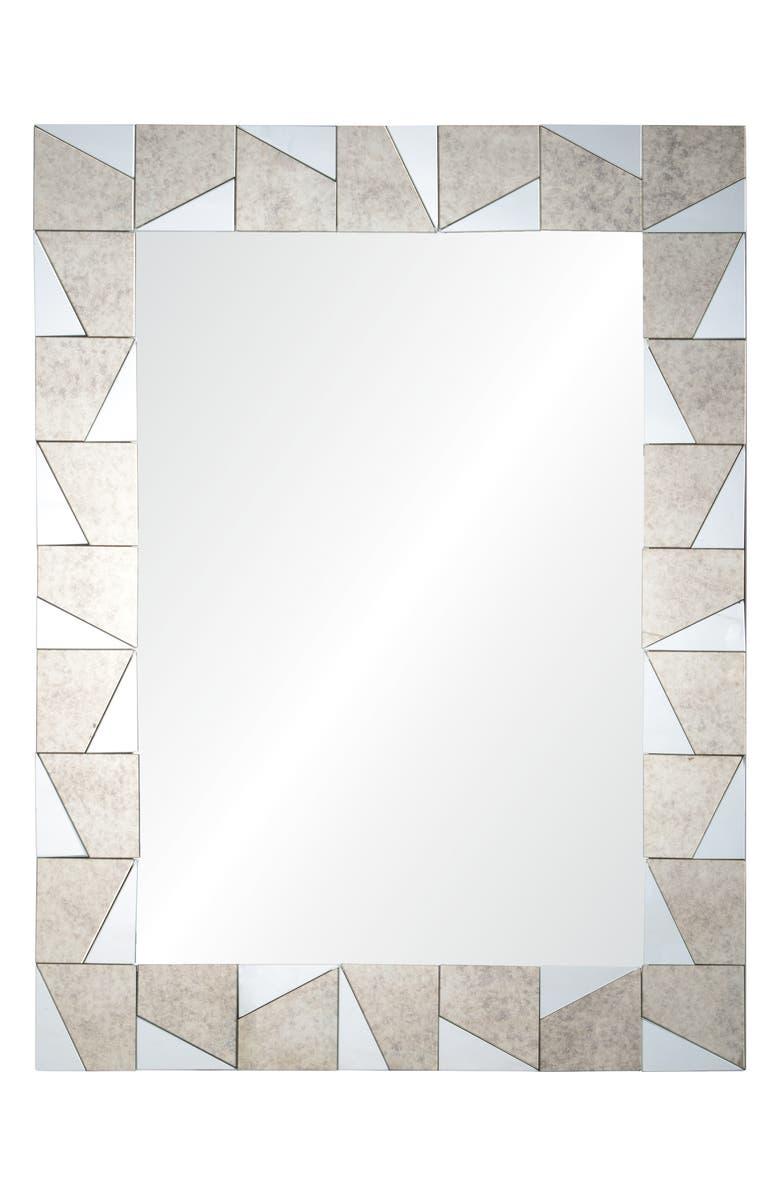 RENWIL Aden Mirror, Main, color, METALLIC SILVER