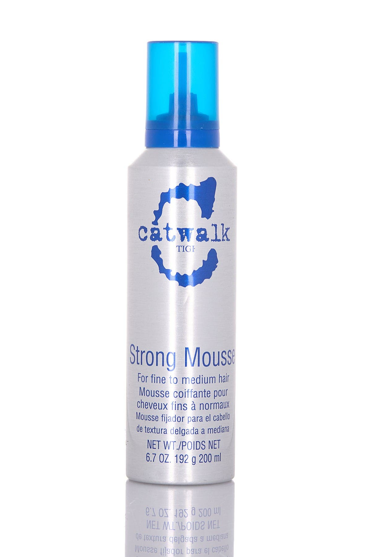 Image of TIGI Catwalk Strong Mousse - 6.7 oz.