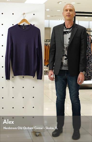Bospon Regular Fit Wool Blend Sweater, sales video thumbnail